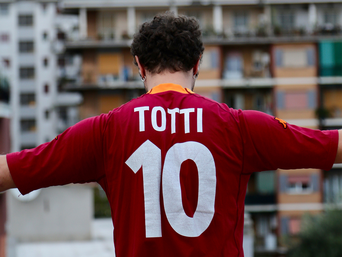 Goodbye Totti (A)